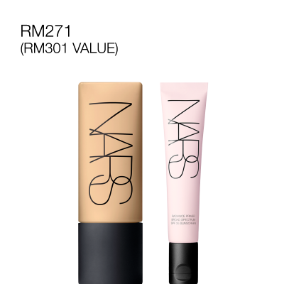 THE PRIMER AND FOUNDATION SET